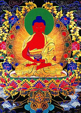 1) Amitabha
